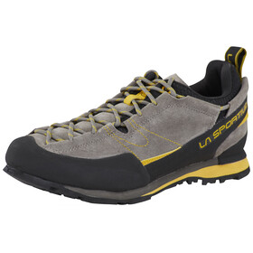 La Sportiva Boulder X Shoes Men yellow/grey